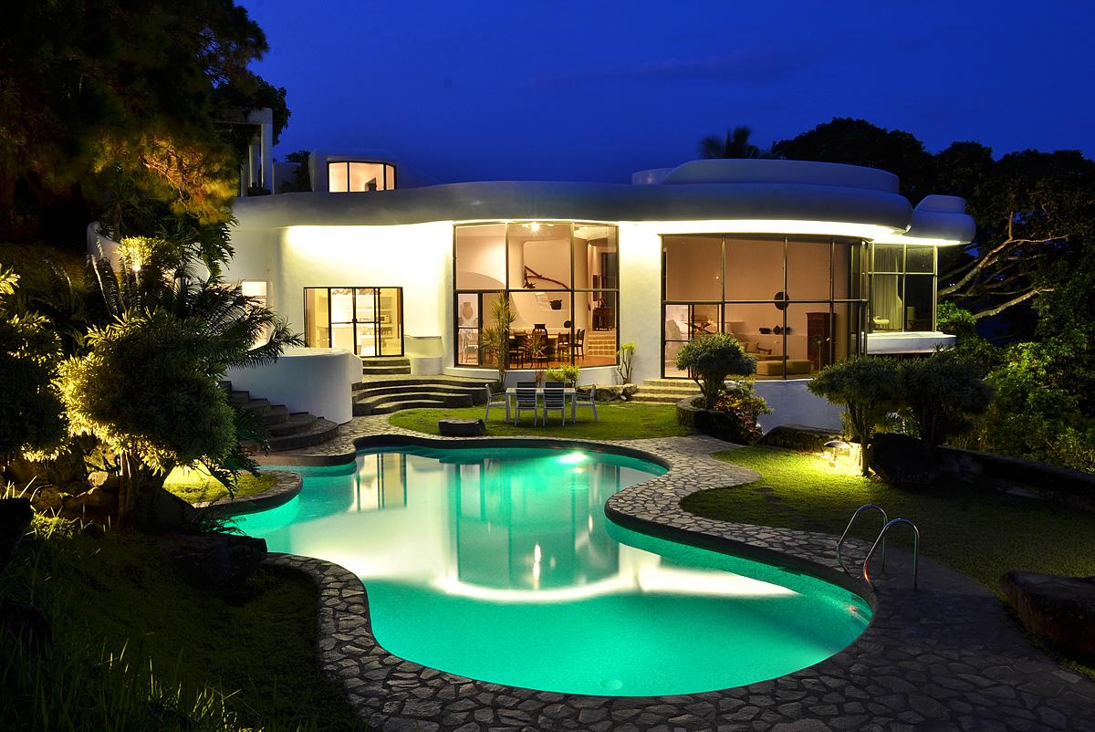Pool Raffi S Way 4 Bedroom Villa With Pool In Tagaytay